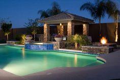 Pool Builders DreamScape Austin Patio and spa Lake Travis
