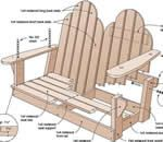 12 different Porch Swings Plans