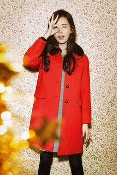 Arnaldo Bassini's Winter 2013 Ad Visuals With Lee Da Hae | Couch Kimchi