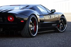 2006 Ford GT still iconic as ever.