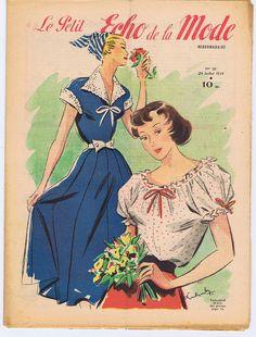 Fashionista magazine.Fabulous by JackieBassettArt on Etsy