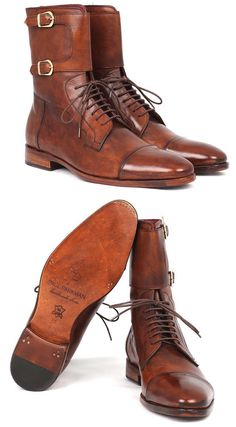 Paul Parkman men's double buckle calfskin boots are antique burnished and handcrafted with an artisanal touch. Website : www.paulparkman.com #paulparkman #paulparkmanshoes #handmade #bespoke #luxury #shoemaker #handcrafted #shoesformen #mensshoes #handmadeshoes #handcraftedshoes #patinashoes #bespokeshoes #customshoes #luxuryshoes #luxuryshoemaker #bespokeshoemaker #mensluxuryshoes #luxurymenswear