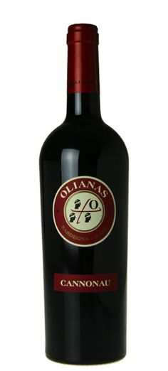 Olianas Cannonau 2012 (had with Janet's birthday dinner at Becco)