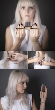QIUYU YANG The Carrotbox modern jewellery blog and shop — obsessed with rings