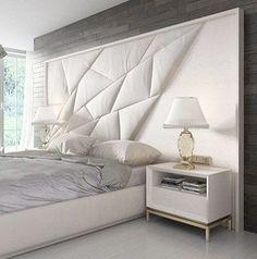 trendy bedroom bed back design Bedroom Furniture Design, Modern Bedroom Design, Master Bedroom Design, Bedroom Decor, Furniture Ideas, Furniture Stores, Antique Furniture, Modern Furniture, Leather Furniture