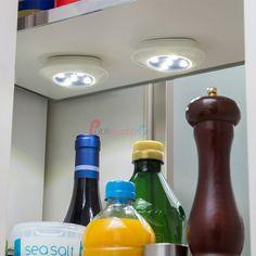 39,99€ - Pack de 3 luces de LEDs inalámbricas con mando a distancia Tri Bright Water Bottle, Food, Distance, Home, Essen, Water Bottles, Meals, Yemek, Eten
