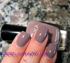 Zoya...THE best nail polish on the planet and FOR the planet!  Ordered this color today!  <3