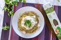 Všetky recepty   fitrecepty.sk Tofu, Smoothie, Spaghetti, Good Food, Healthy Recipes, Ethnic Recipes, Diet, Smoothies, Healthy Eating Recipes