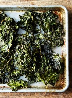 This Simple Recipe Is Why You'll Never Buy Kale Chips Again+#refinery29