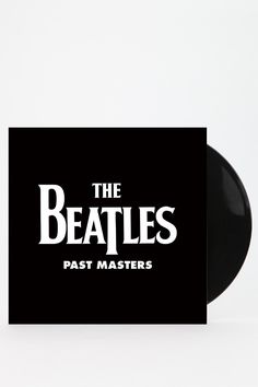 The Beatles - Past Masters 2XLP - Urban Outfitters