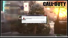 Call of Duty Advanced Warfare Your CPU Does not Meet The Minimum Specification Error Fix: http://www.codturkiye.net/forum/call-of-duty-advanced-warfare-your-cpu-does-not-meet-the-minimum-specification-t1559.0.html
