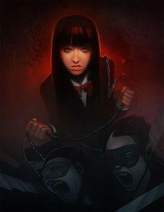 Gogo Yubari Kill Bill Vol. 1
