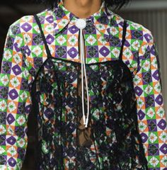 patternprints journal: PATTERNS, PRINTS, TEXTURES AND SURFACES INTO S/S 2017 FASHION COLLECTIONS / NEW YORK 3 - Gypsy Sport