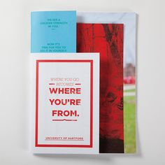 University of Hartford Viewbook by 160over90