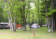 campsites rates