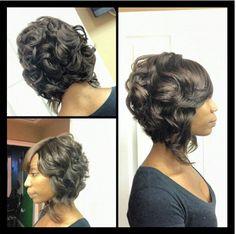 Super Bobs On Pinterest Short Hairstyles For Black Women Fulllsitofus