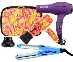 Your Ultimate Gym Beauty Bag: Lightweight Hair Tools #SelfMagazine