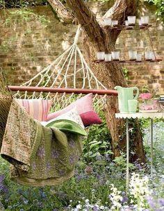 Afternoon nap [ Patioandyards.com ] #backyard #patio #yards