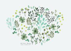 Illustrations — minna may design & illustration