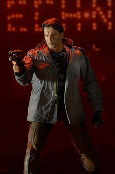 ToyzMag.com » NECA-Terminator : la figurine Ultimate T-800 Tech Noir en images