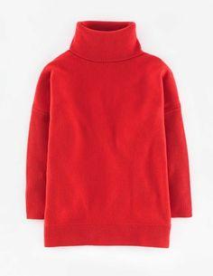 Merino Off Duty Sweater