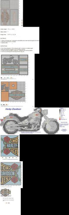 Harley Davidson tissue box for Loretta