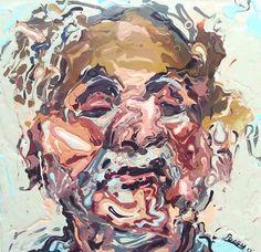 Artistaday.com : San Francisco, CA artist Mark Posey