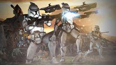 The Clones of War [SFM] by Archangel470 on DeviantArt