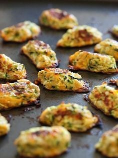 Chicken & Zucchini Poppers — KidneyBuzz