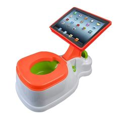 Your child might be more inclined to do some potty training with this. (No adult size available.)