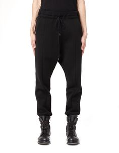 Cotton trousers The Viridi-Anne