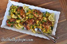 Recipe for chicken spanish casserole