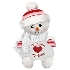 First  Main Valentines Day Lil Snowbaby Plush * Find out more about the great product at the image link.