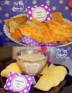 GreyGrey Designs: {My Parties} Emma Kate's Daisy Duck Party