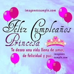Happy Birthday In Spanish, Happy Birthday Meme, Happy Birthday Pictures, Birthday Cards, Beautiful Love Pictures, Beautiful Gif, Mermaid Parties, Happy Day, To My Daughter