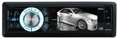 """Boss Audio Systems BV7280 DVD Receivers with Monitors by BOSS. $69.00. In-Dash Digital Media Am/Fm Receiver With 3.2"""" Widescreen Tft Monitor With USB And Sd Memory Card Ports And Front Panel Aux Input"""