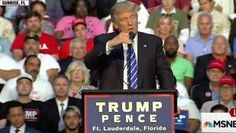 Donald Trump's latest attack on President Obama - NBCU News Group, a division of…
