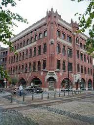 Het Berlagehuis te Den Haag