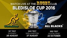 Watch All Blacks vs Wallabies Rugby Championship Live Stream 2016 from LiveStreamRugby.com
