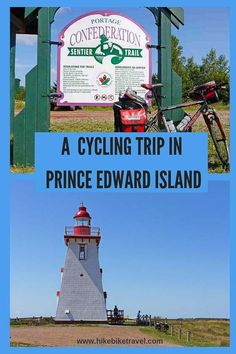 How to spend 5 days cycling the length of PEI Red Sand Beach, Bike Trails, Biking, Easy Day, Bicycle Maintenance, Cool Bike Accessories, Prince Edward Island, Canada Travel, Beautiful Beaches