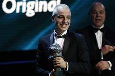 Pablo Berger ('Blancanieves')  Goya al mejor guion original. JUAN MANUEL PRATS