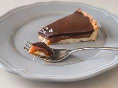 מבשל ואוכל: טארט קרמל מלוח ושוקולד