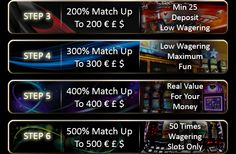 Cash o' Lot Online Casino offers you some of the best online casino promotions…