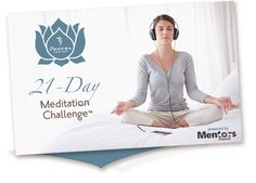 Chopra Center 21-Day Meditation Challenge - Free Signup