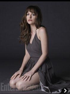 Fifty Shades Of Grey. Dakota Johnson as Anastasia Steele