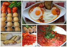 What a nice idea from, Mennonite Girls Can Cook: Eggs Poached in Tomato Basil Sauce Some of us wish we had gardens and fresh eggs…..
