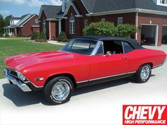 Check out news, photos and latest news on all Chevrolet cars, trucks and SUVs at Super Chevy Chevy Classic, Classic Cars, Convertible, Chevy Chevelle Ss, Chevy Muscle Cars, Hot Rides, American Muscle Cars, Monte Carlo, Custom Cars