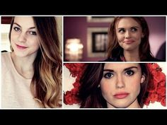 Holland Roden / Lydia Martin Inspired Makeup Tutorial / Teen Wolf