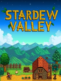 Stardew Valley. Just got it today and am horribly addicted.