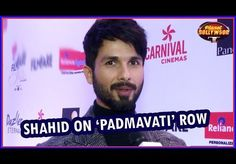 Shahid Kapoor Opens Up About The 'Padmavati' Row | Bollwyood News